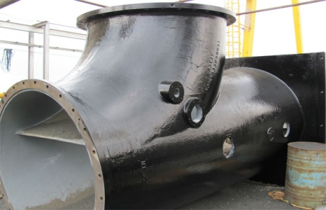 Ceramic Coating Of Seawater Equipment